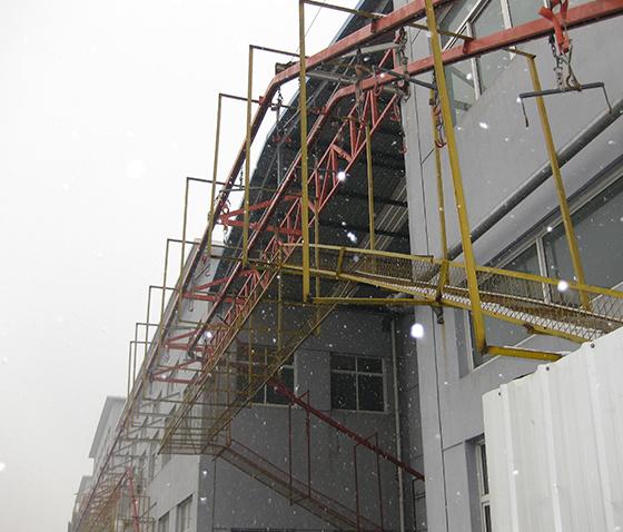 厂房外挂悬挂输送线
