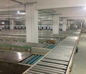 北京产品成套输送线