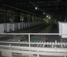 武汉成套冰箱输送线2
