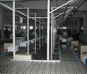 北京环形装配线