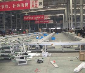 北京(步阳集团)门装配线