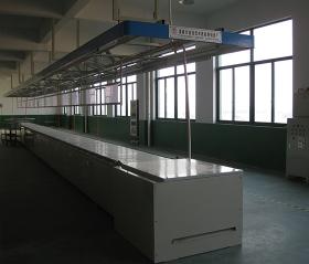 吴江板链输送线2