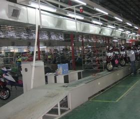 北京电动车装配线3